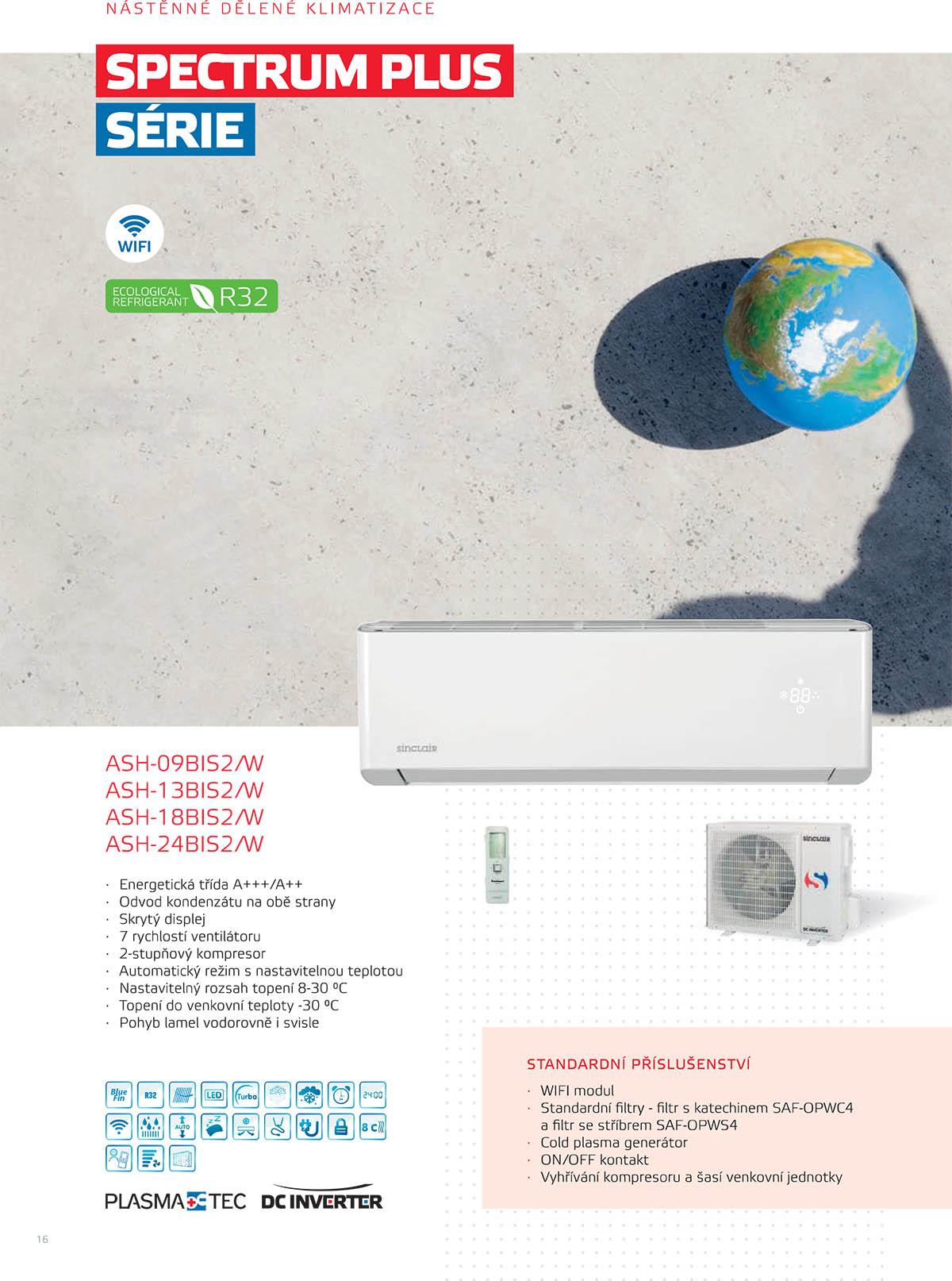 SPECTRUM PLUS katalog